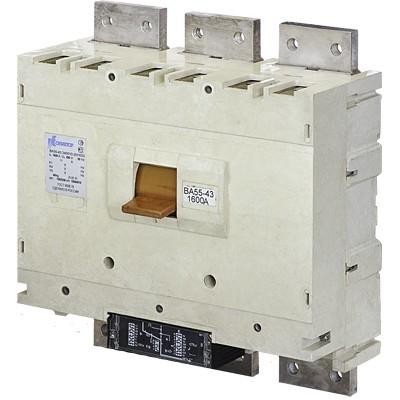 Выключатель ВА55-43 334710-20УХЛ3 1600А, 660В