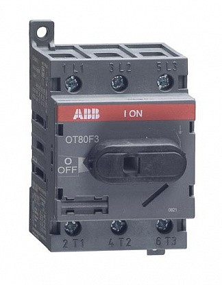 Рубильник OT80F3