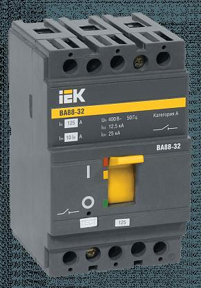 Выключатель ВА88-32 3Р 125А
