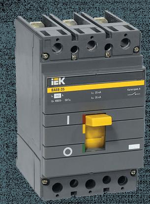 Выключатель ВА88-35 3Р 125А