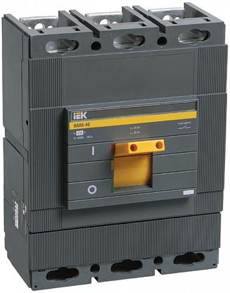 Выключатель ВА88-40 3Р 630А