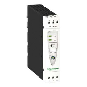 Блок питания ABL8 1-фазный вход: AC100-240V/DC120-250 выход: DC24V 3A