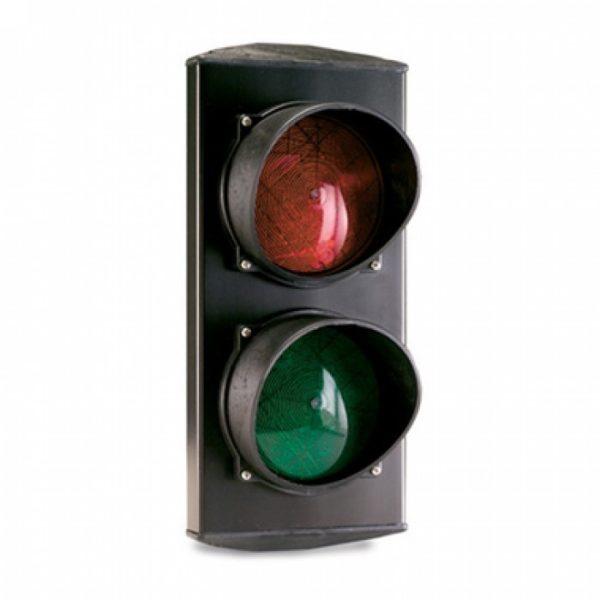 Светофор светодиодный красный-зелёный