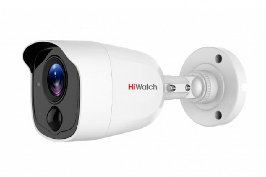 Видеокамера 2Мп уличная цилиндрическая HD-TVI