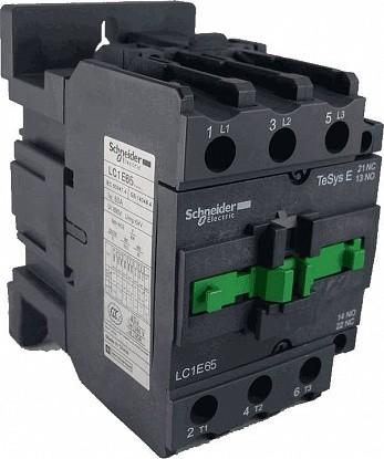 Контактор E 65А