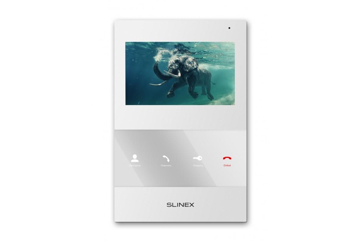 Видеодомофон цветной SLINEX SQ-04M