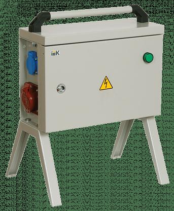 Распределительное устройство РУСп-3х16/3+1х16/5+1х32/5 У1 IP44 IEK
